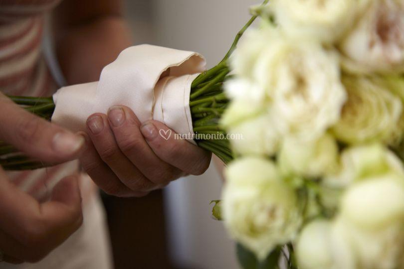 Preparazione fiori