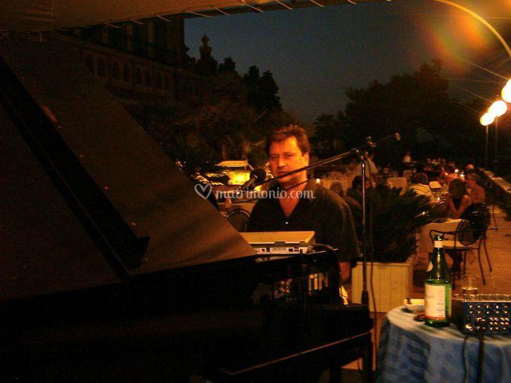 Alex il Pianista - Alex Mizzan