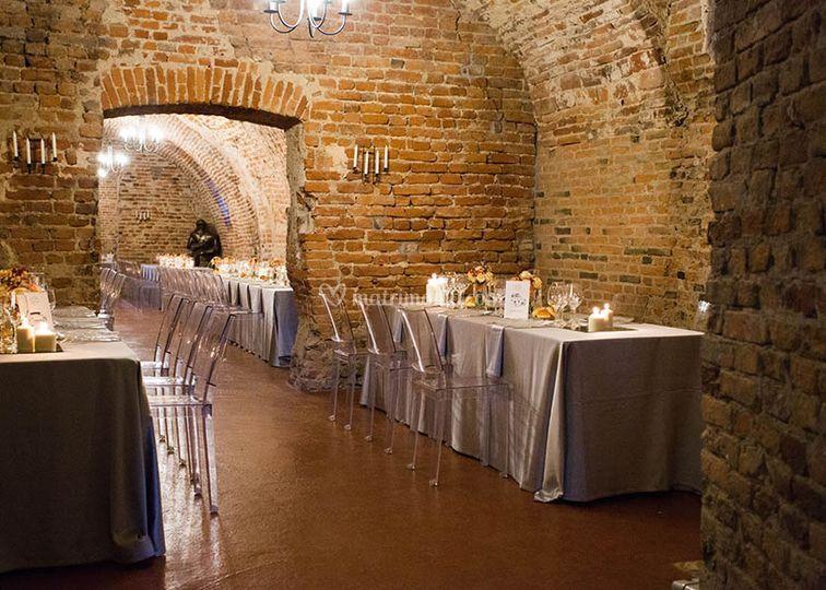 Cantina tavoli imperiale