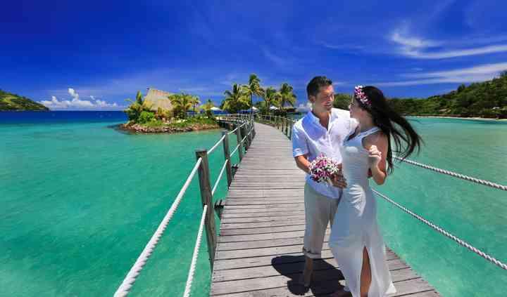 Matrimonio isole Fiji