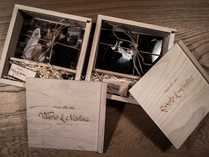 Wedding usb Box
