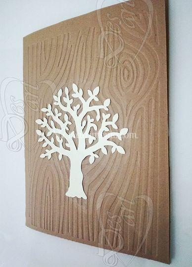 Partecipazione albero vita