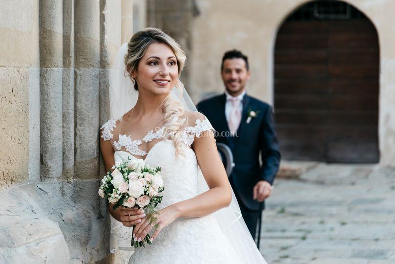 Veronica e Riccardo