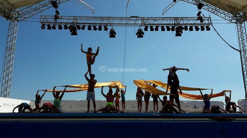 Festival di ginnastica