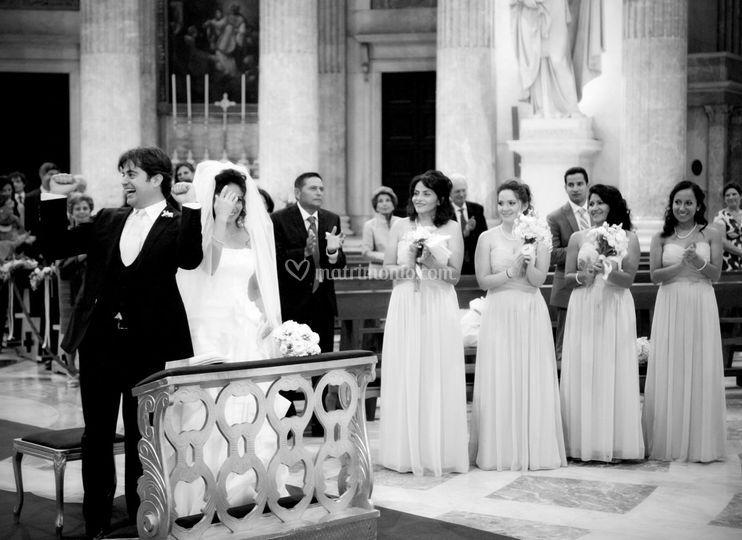 Matrimonio Piazza Plebiscito