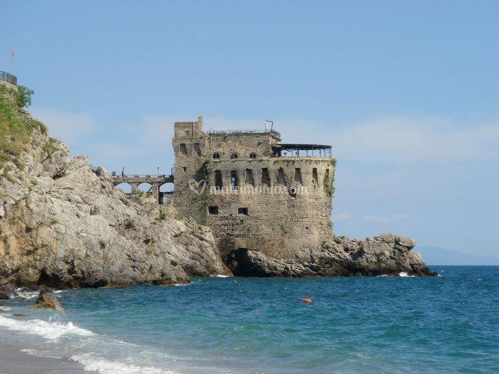 Ristorante Torre Normanna, costiera amalfitana