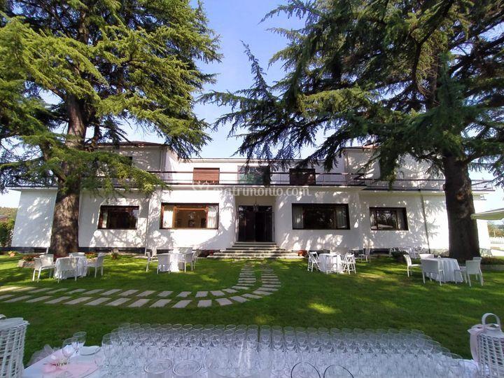 Villa Le Ninfee