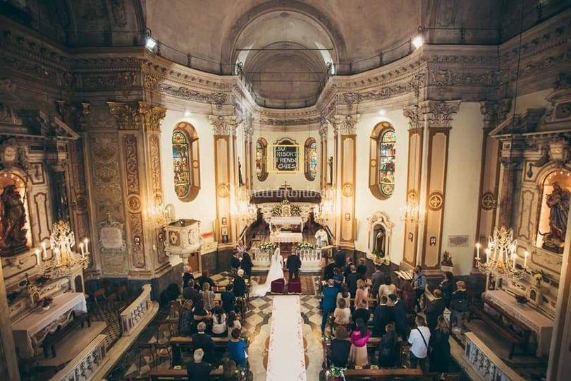 Cerimonie in chiesa ♥