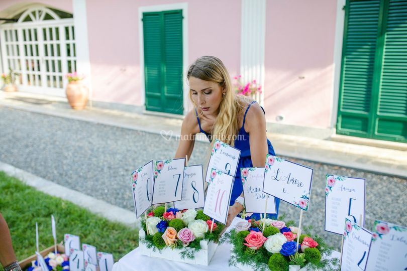 Tableau de mariage ♥