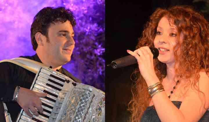 Giusy & Fabrizio Chiarenza
