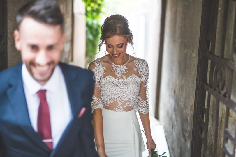 Marianna Micheli Wedding