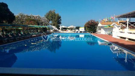 La piscina semiolimpionica
