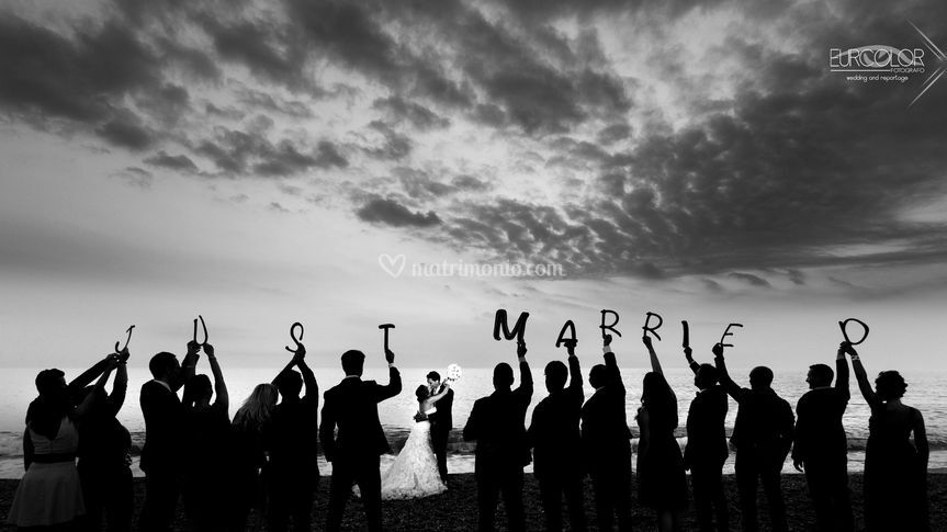 Just Married - Eurcolor