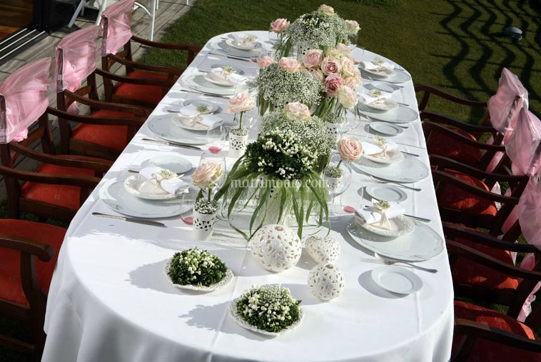 Bloom floral designer for Decorazioni tavoli matrimonio