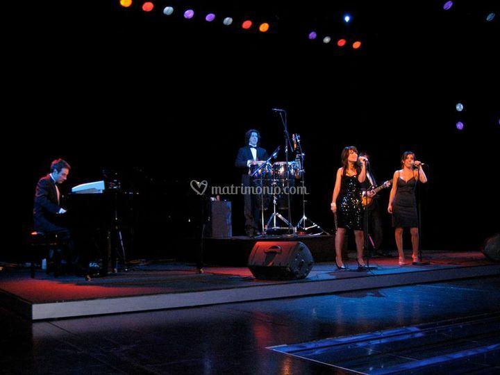 Band jazz bossa-Montecarlo