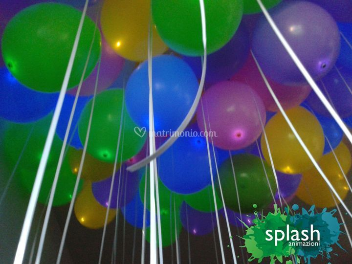 Palloncini fluo