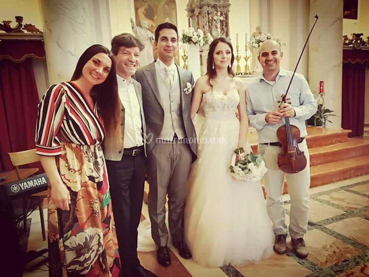 Messa di matrimonio