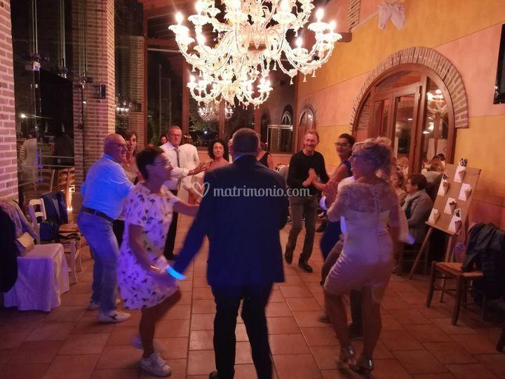 Divertimento e balli