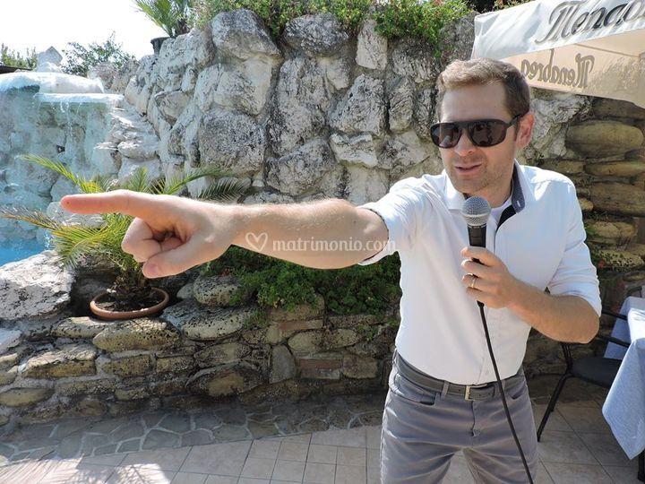 Mat al microfono