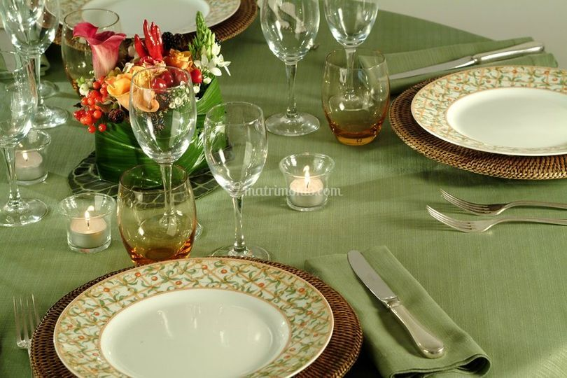 Mise en place country & shabby