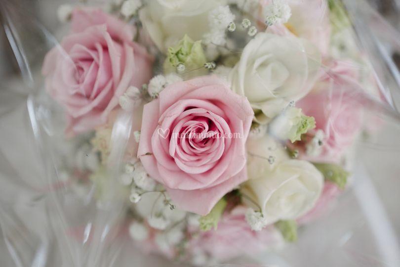Dettaglio del bouquet