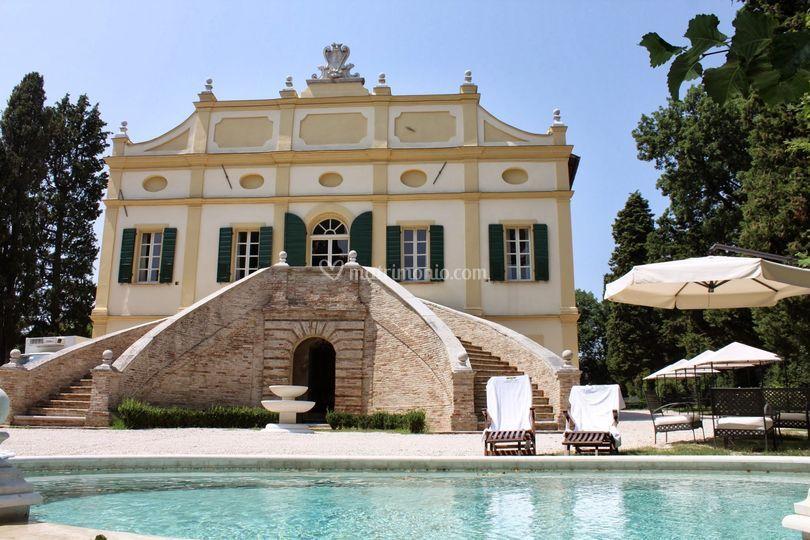Villa Rinalducci Matrimonio