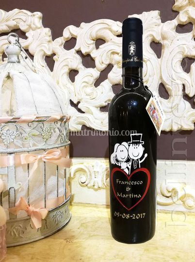 Bottiglie Bomboniere Matrimonio Prezzi.Bellinvetro