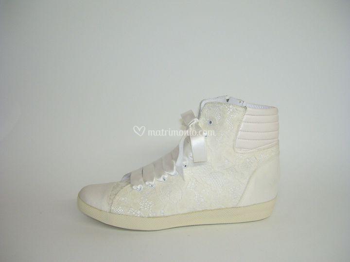 Sneaker sposa personalizzate