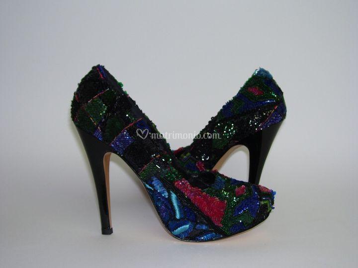 Scarpe haute couture