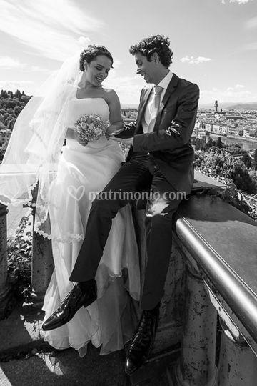 Gerta e Omar, Firenze