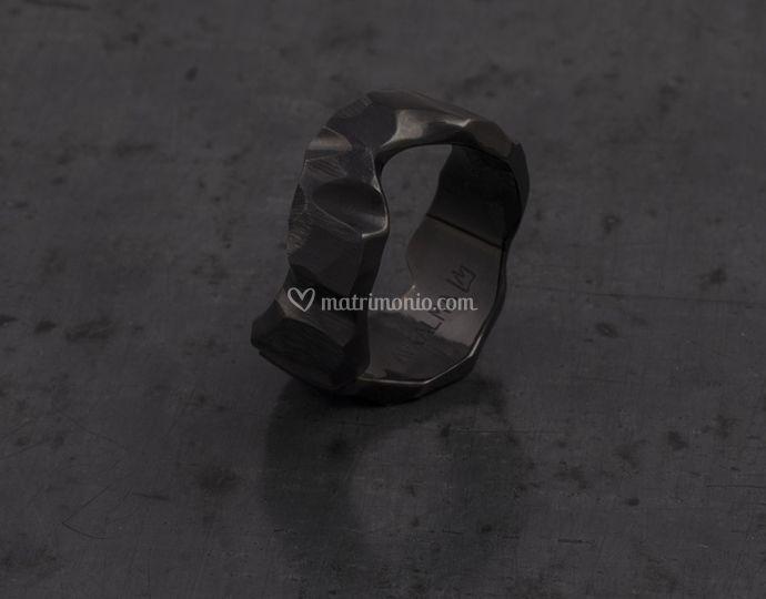Stone-PVD nero
