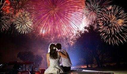 Fuochi d'Artificio Caracò 1