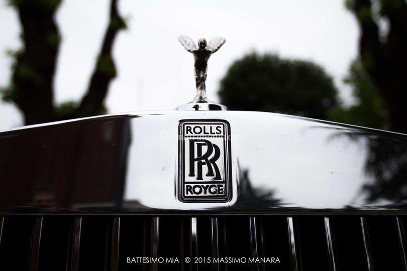 Rolla Royce Phantom