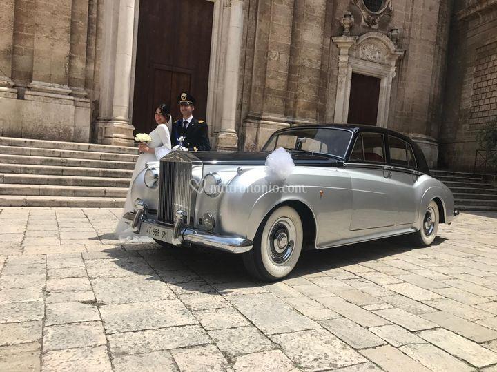 Rolls Royce bicolore