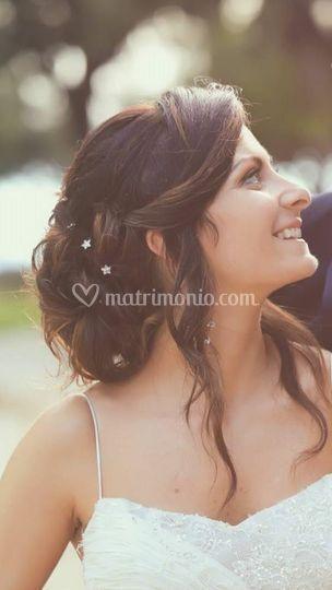 Una sposa romantica