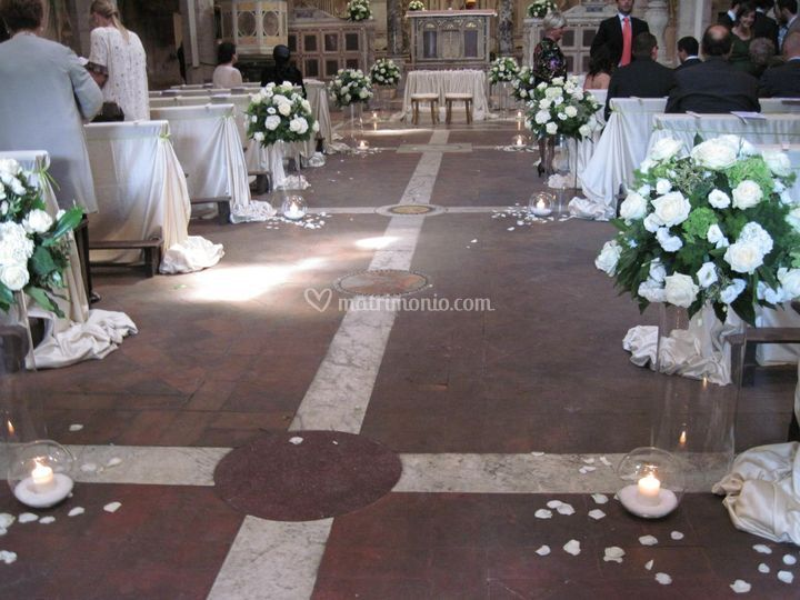 Matrimonio Simbolico In Chiesa : Lilium eventi