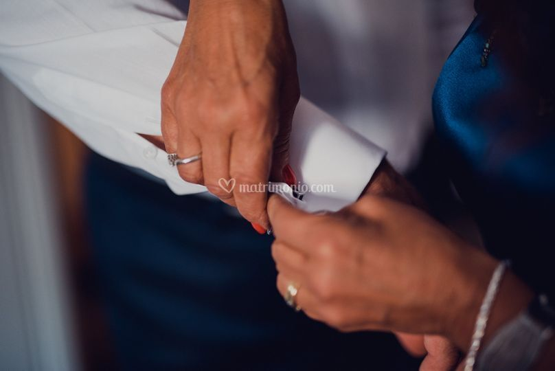 Francesco Iovine Wedding Photo
