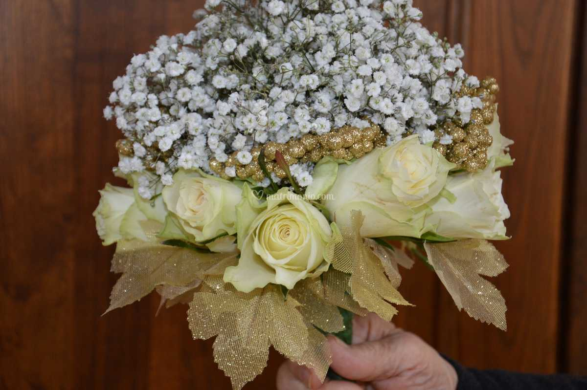 Bouquet Nozze D Oro Di Vivaio Castelchiaro Foto 40