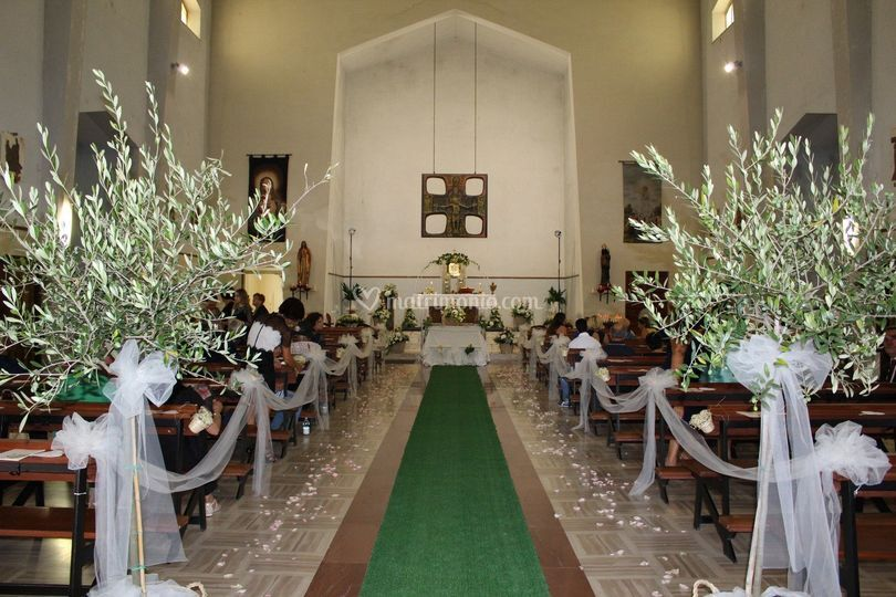 Addobbi Floreali Matrimonio Rustico : Pami e tulipani addobbi floreali