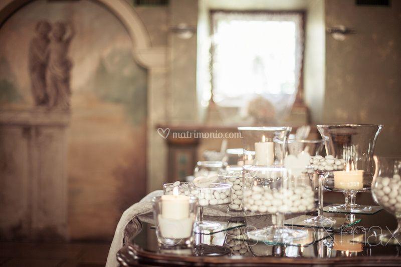 Al Paradiso - La tavola