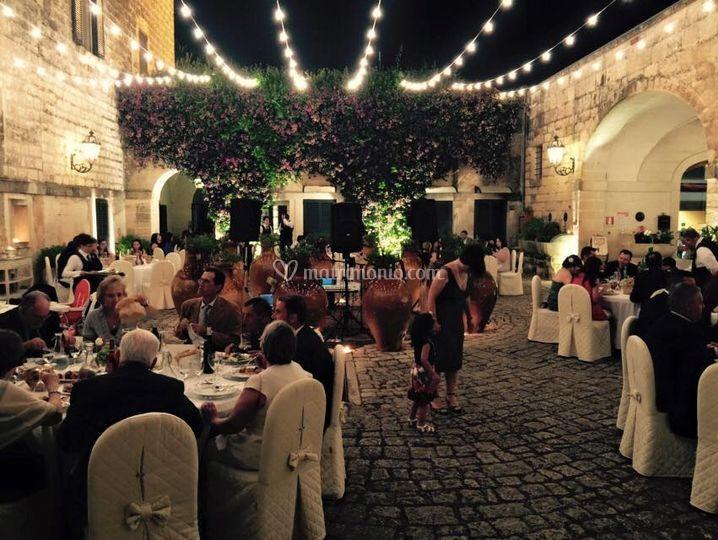 Matrimonio in Piazzetta