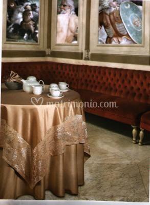 Tavolo per ricevimenti