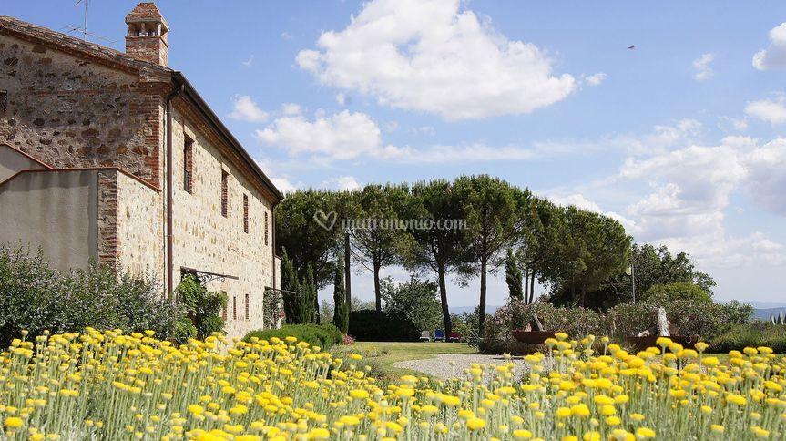 Il Casale in fiore