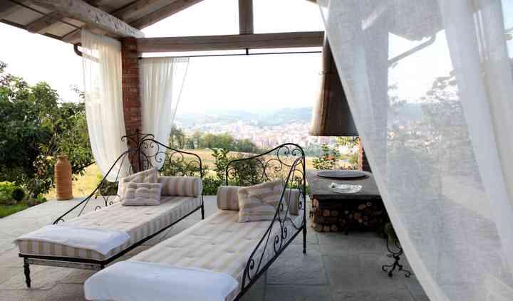 Zone relax Cascina Cuccagna