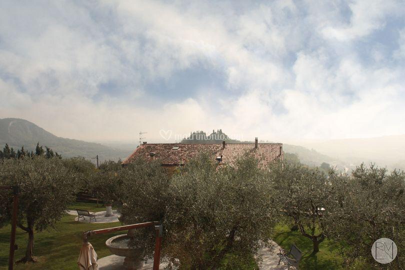 Vista sui Colli