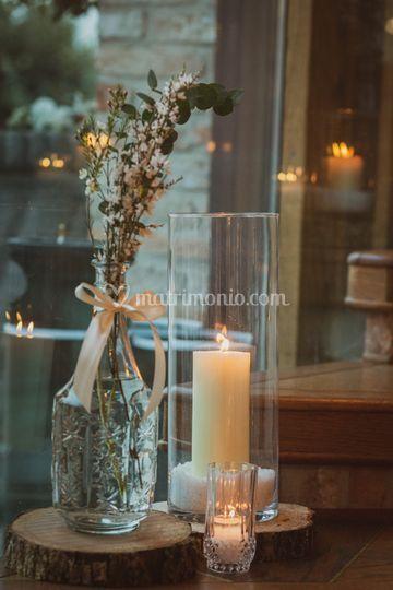 I nostri fiori e candele
