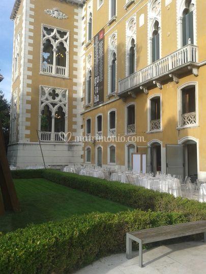 Evento palazzo Franchetti VE