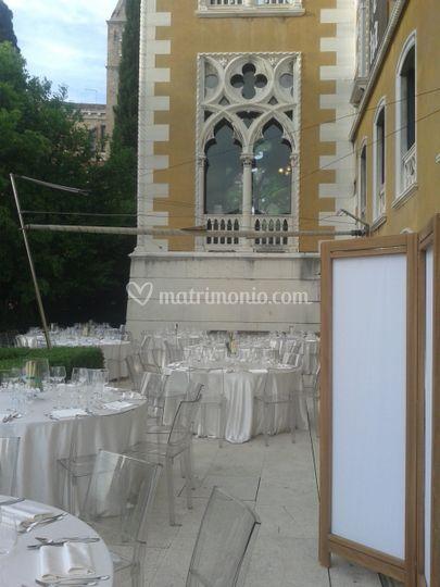 Evento palazzo Franchetti VE di Atelier - Event wedding planner