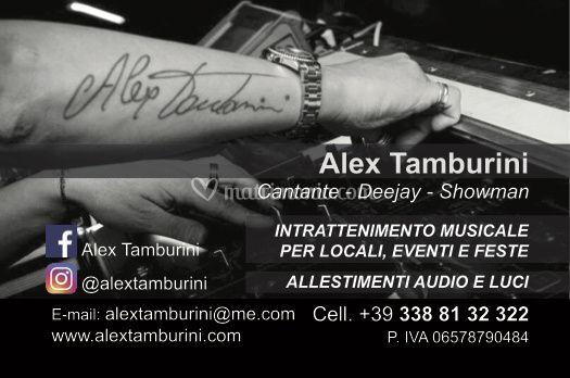 Alex Tamburini