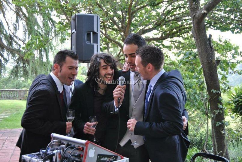 Si canta con lo Sposo